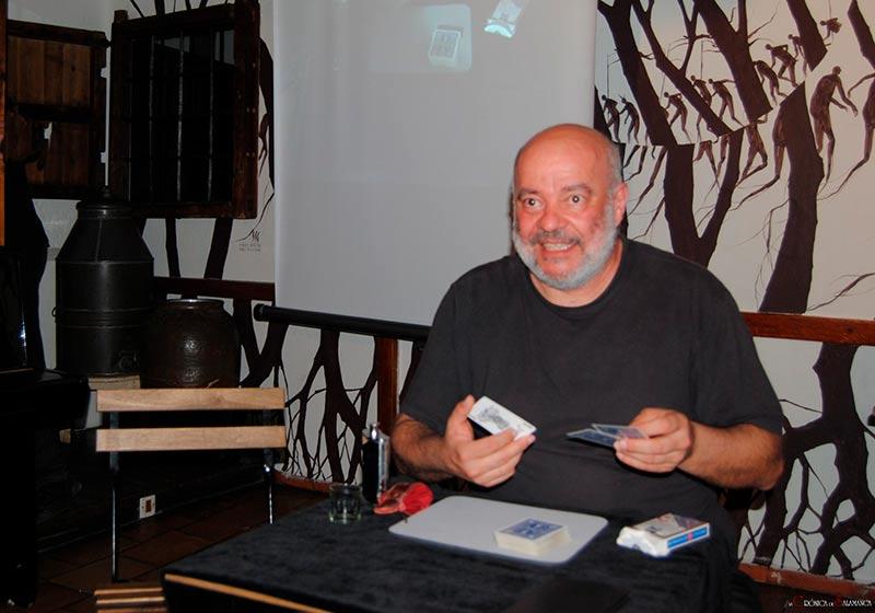 Fernando Saldaña en Salamanca