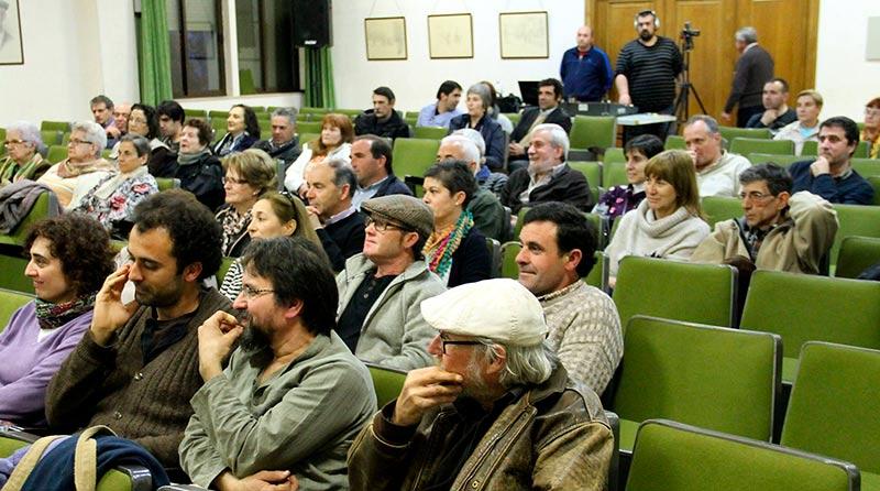Villavieja de Yeltes charla sobre mina uranio berkeley