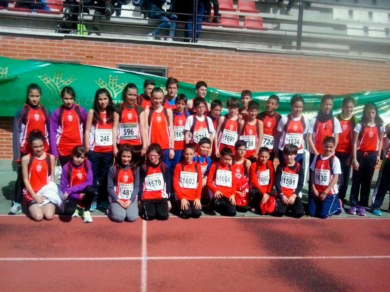 atletismo infantil salamanca