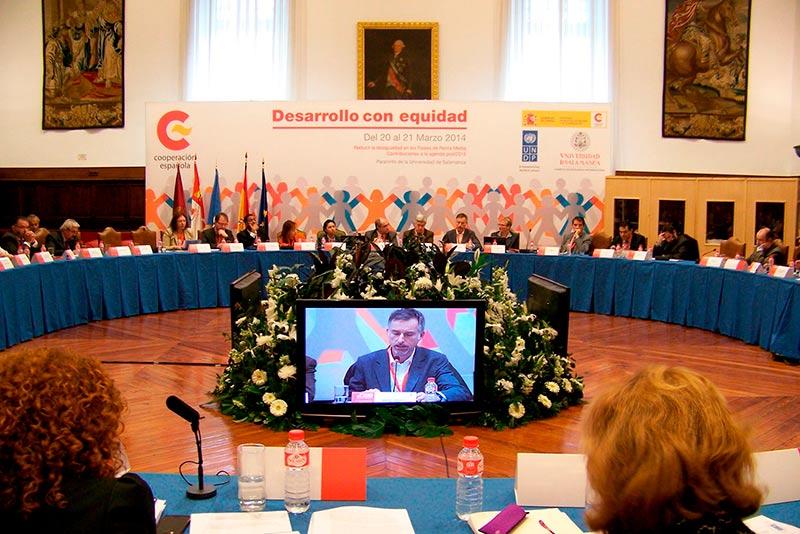 cooperación internacional universidad