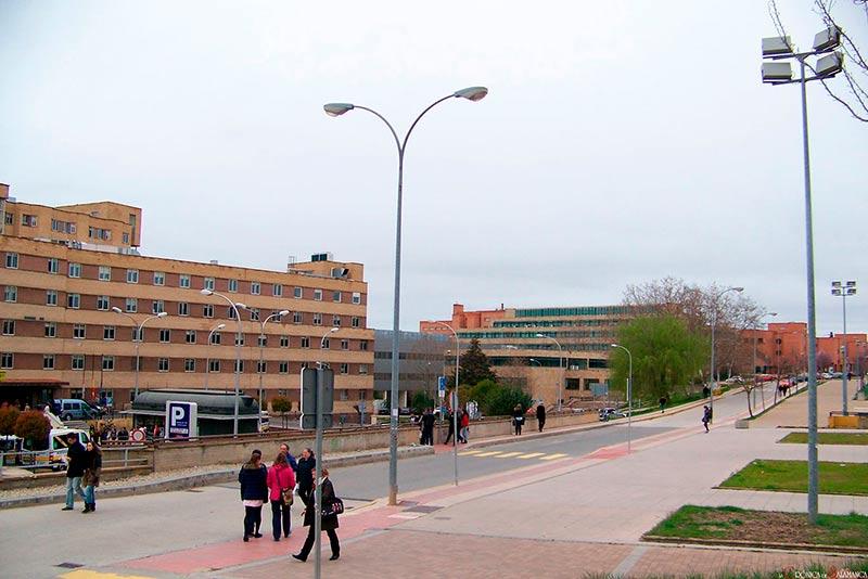 campus hospital universitario