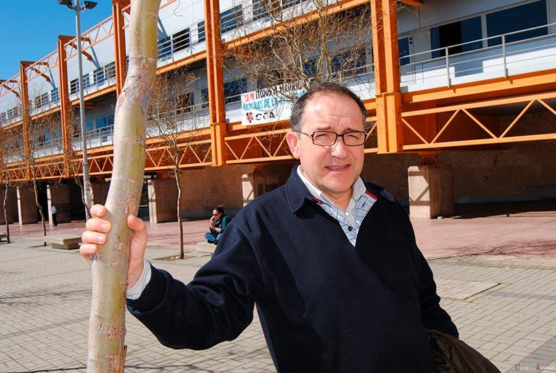 Santiago López Asociación Salamanca Memoria y Justicia