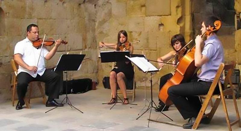 Cuarteto Tarantela