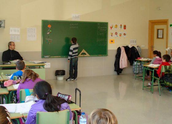 educación profesores escuela
