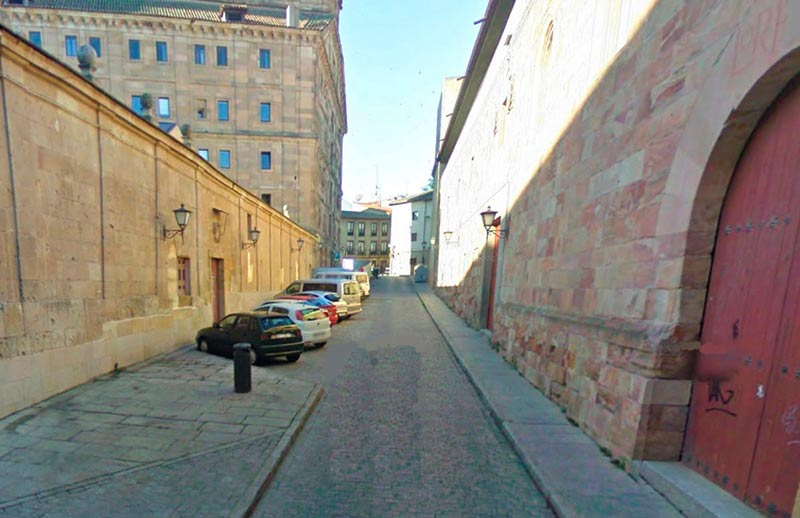cervantes calle