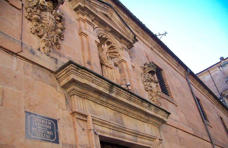 convento madres agustinas