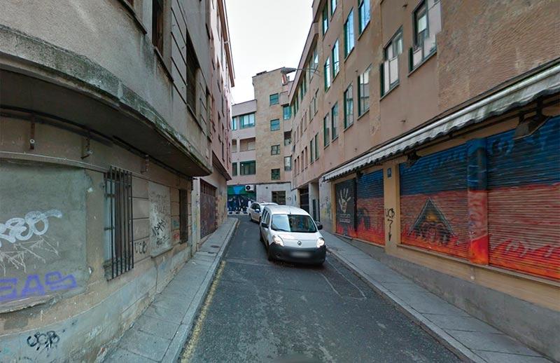 calle plaza parra