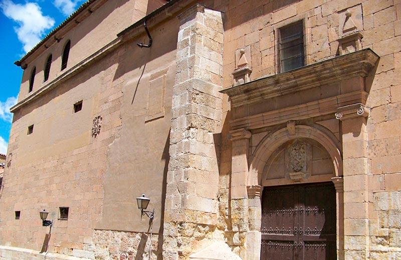 convento madre de dios palacio pedro maldonado