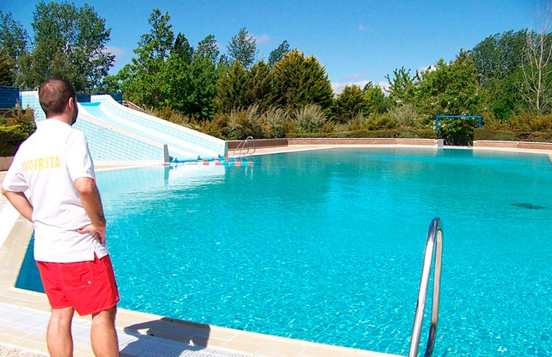 piscina municipal aldehuela