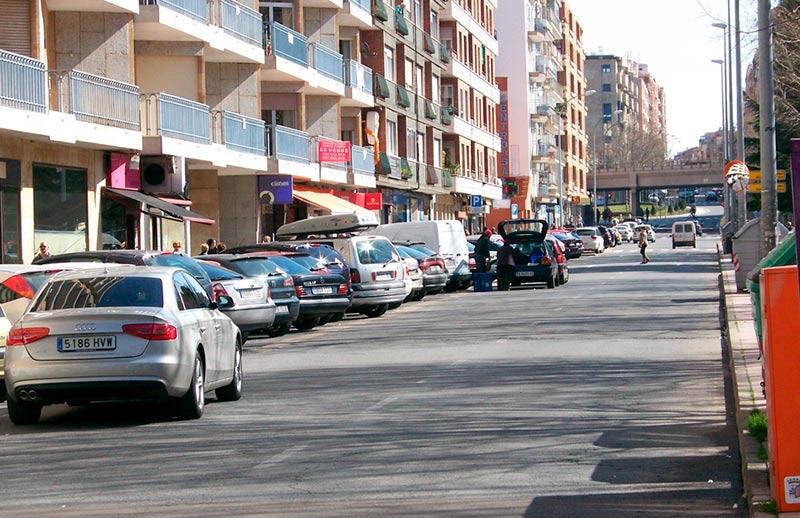 avenida de comuneros
