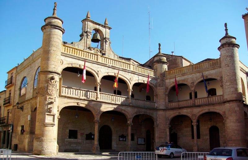 Iu denuncia la privatizaci n de la limpieza en ciudad for Oficina de turismo ciudad rodrigo