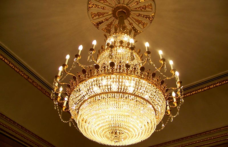 lampara luz recibo electricidad
