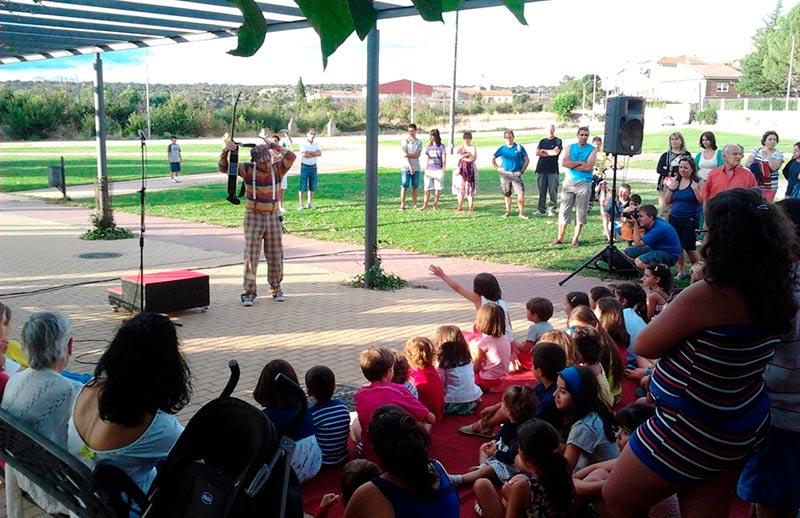 ledesma festival artes escénicas