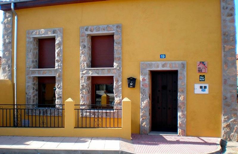 casa rural de tenebron
