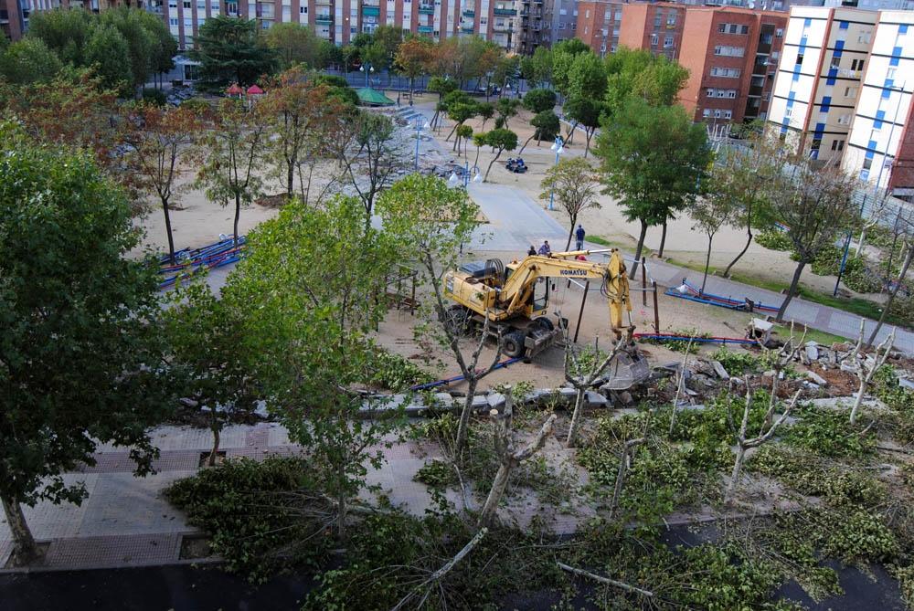 parque de Garrido