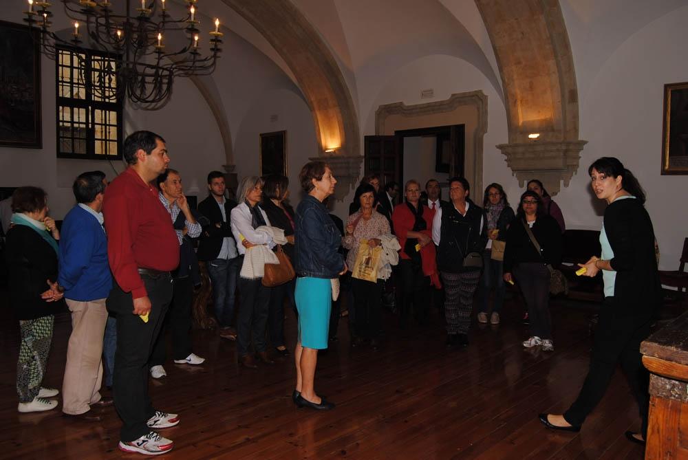 Visita Casa Museo de Unamuno