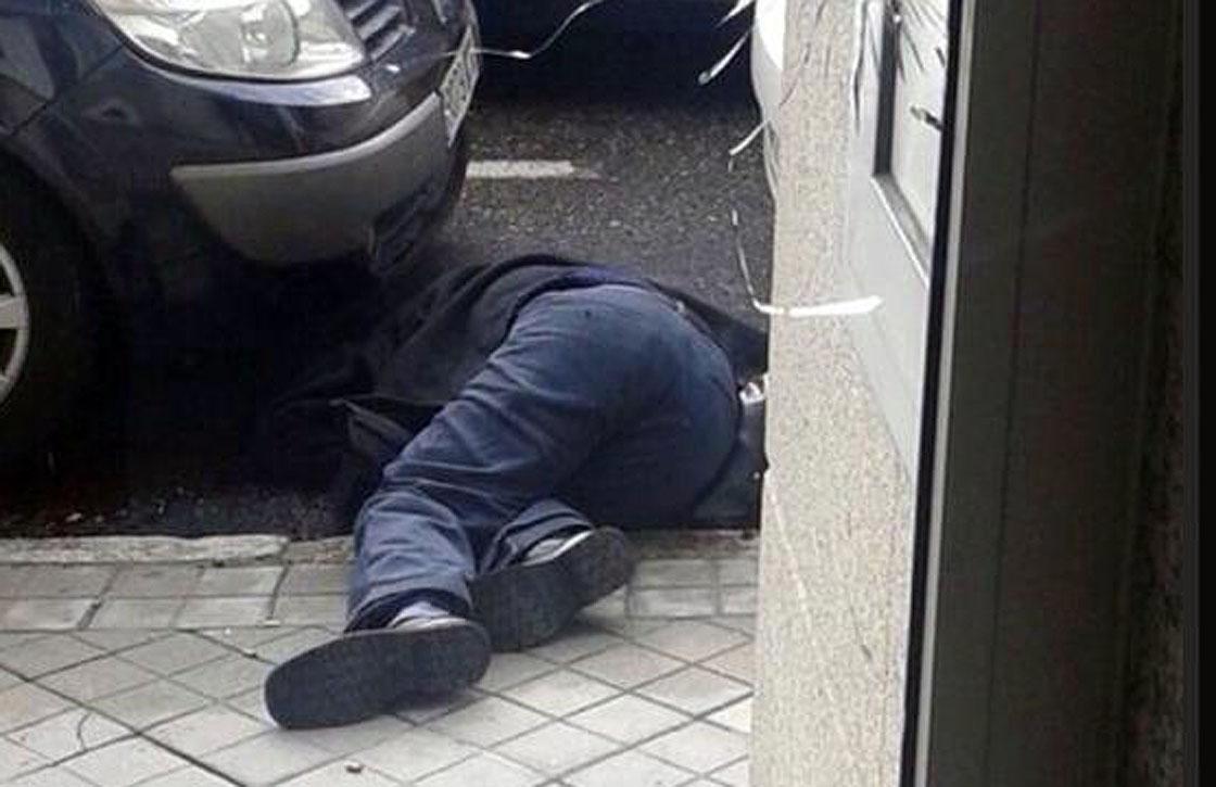 Una polic a y un atracador muertos en un tiroteo en vigo for Oficina trafico vigo