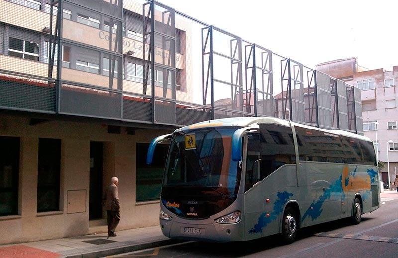 transporte escolar salamanca