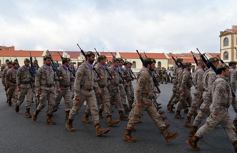 regimiento ingenieros ejercito irak