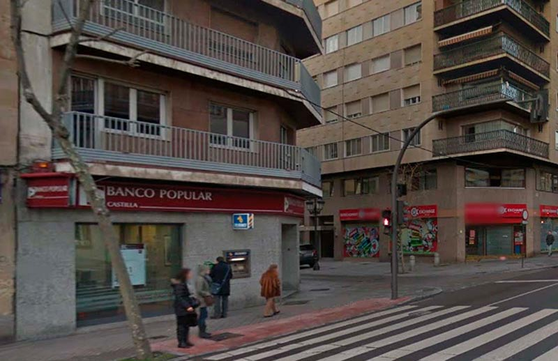 banco popular avenida de mirat