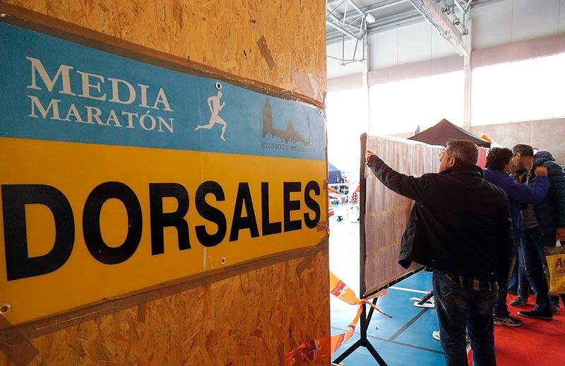 media maraton salamanca atletismo