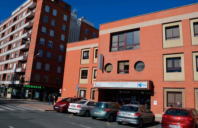 centro salud alamedilla