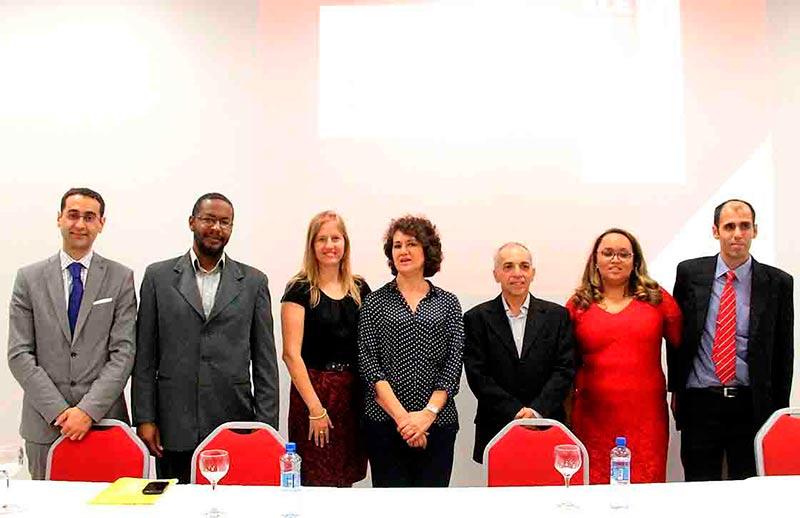 Inauguración de la Escuela de Lengua Española de la Universidad de Salamanca en Cuiabá, Brasil.
