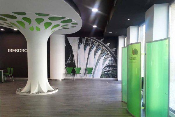 Iberdrola abre un nuevo punto de atenci n al cliente en for Oficinas iberdrola valencia