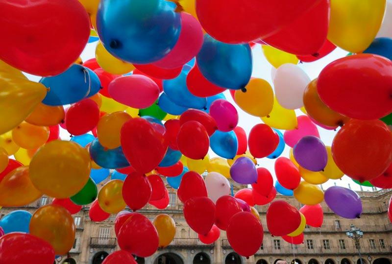 pyfano cancer niños plaza mayor globos 2