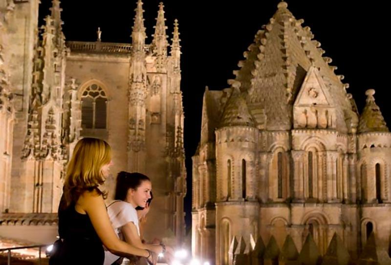casado erótica baile en Salamanca