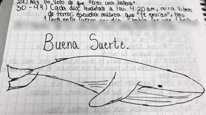 España: Investigan presunta violación a adolescente en reto de La Ballena Azul