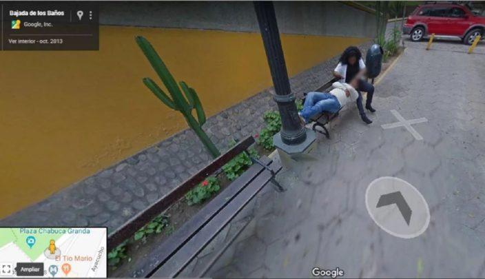Imágenes en Google Maps causan un divorcio