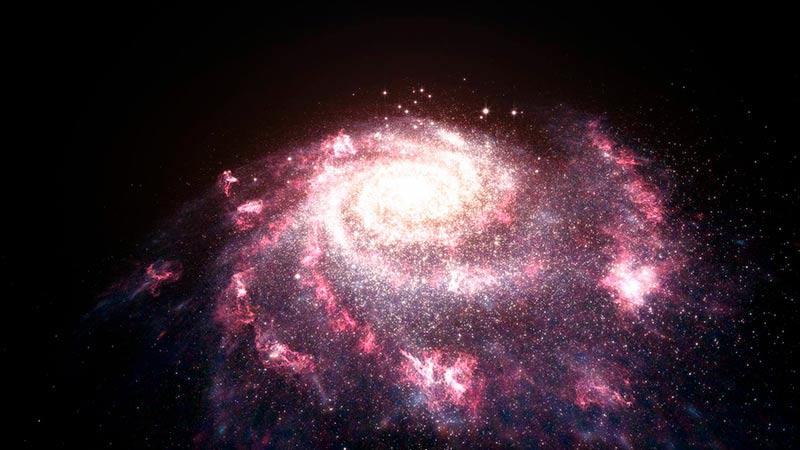 el universo big bang