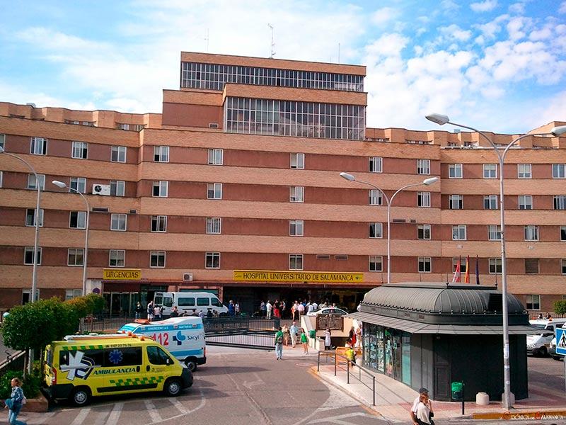complejo hospitalario salamanca