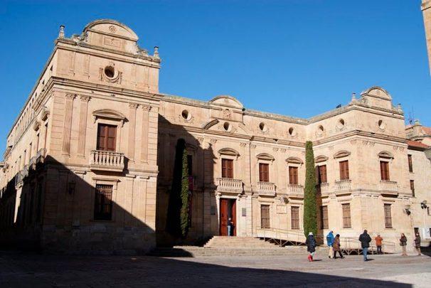 palacio del obispo salamanca