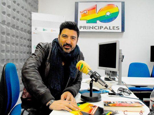 Tony Aguilar, 40 Principales, Del 40 al 1, Ciudad 40, Salamanca