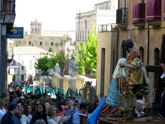 viernes santo procesiones