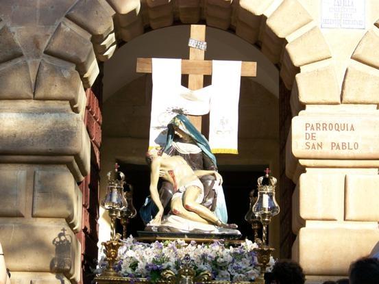 viernes santo jesus rescatado