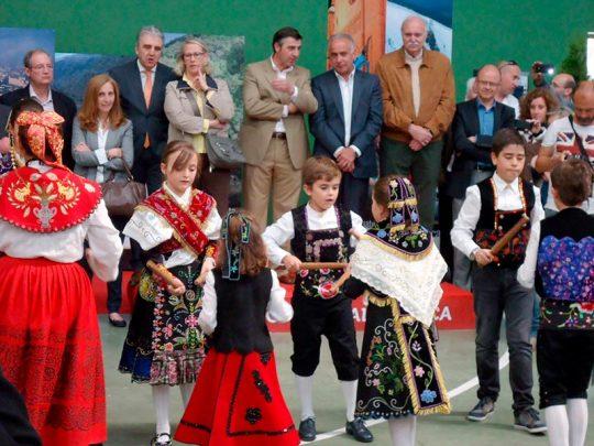 Feria Agroalimentaria de Macotera. Edición nº 8. Danzas charras.