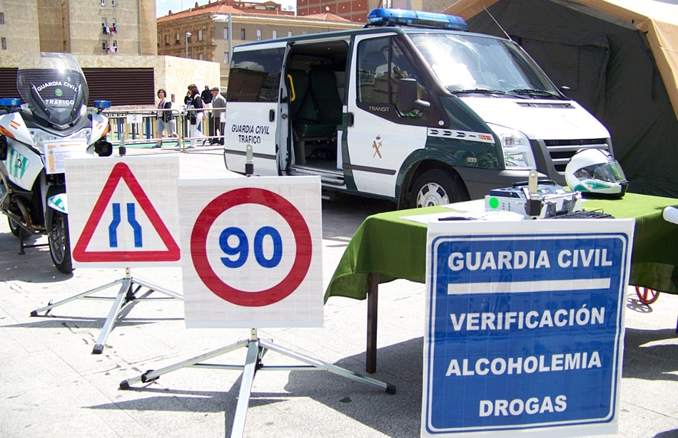 guardia civil alcohol drogas corte