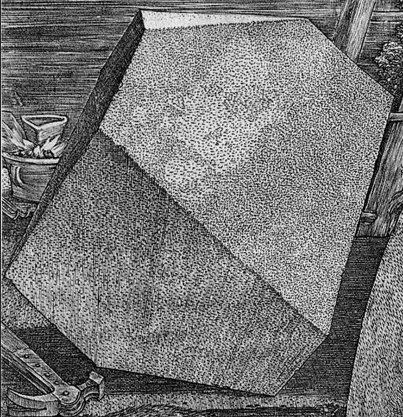 poliedro durero