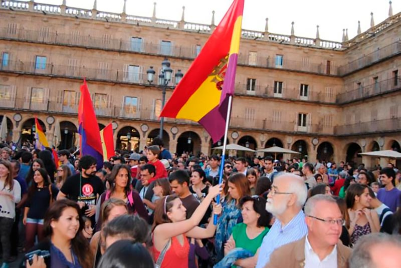 republica en plaza mayor