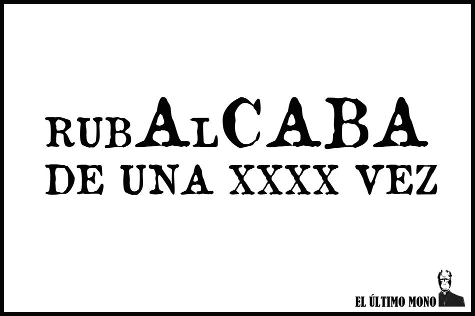 RUBALCABA