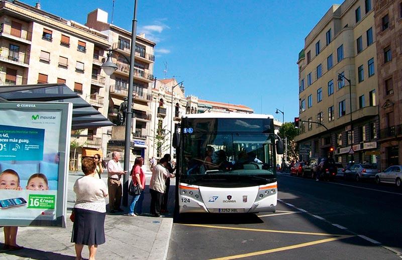 autobus municipal
