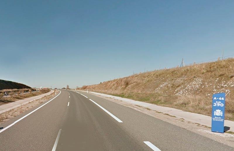 autovia ruta plata km 390