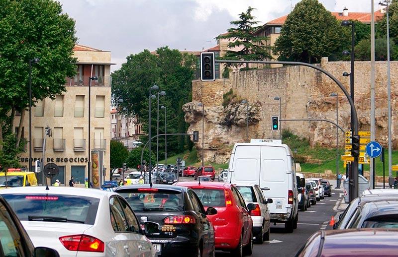 puente enrique estevan cerrado trafico en rector esperabe