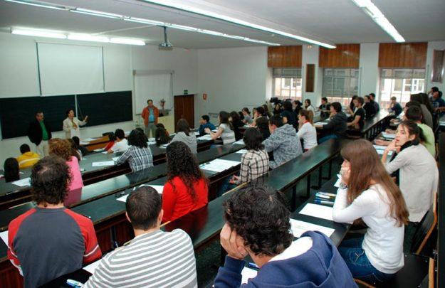 selectividad prueba acceso universidad