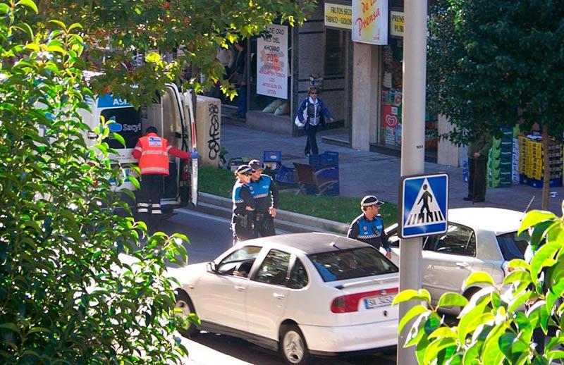 atropello en la avenida de portugal 2013