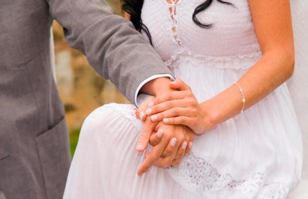 boda novios matrimonio