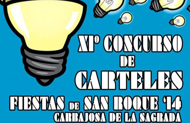 cartel de concurso fiestas 2014